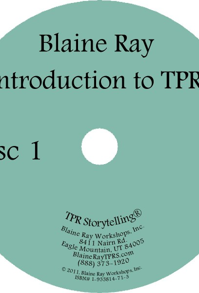 Introduction to TPRS DVD